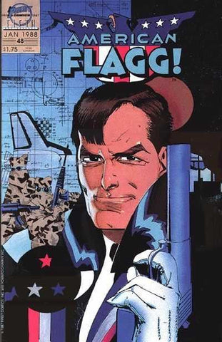 American Flagg! (1983 Series) #48