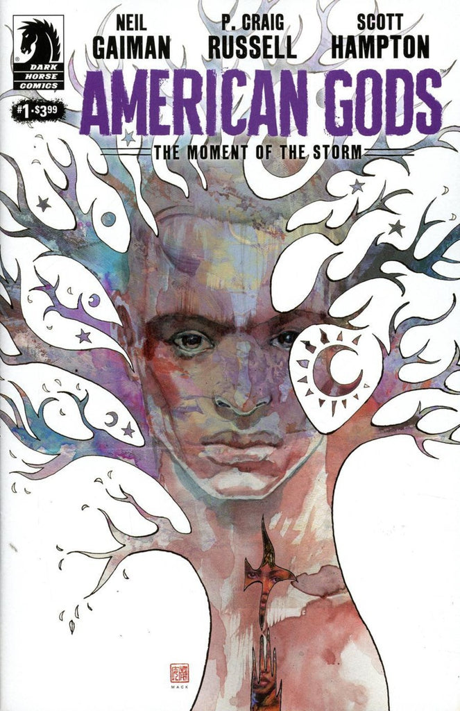 American Gods (2019 mini-series) #1-9 [SET] — Book 03: The Moment of the Storm (All Variant Covers)