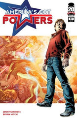 America's Got Powers (2012 mini-series) #1-7 [SET] — The Ultimate Reality TV Show