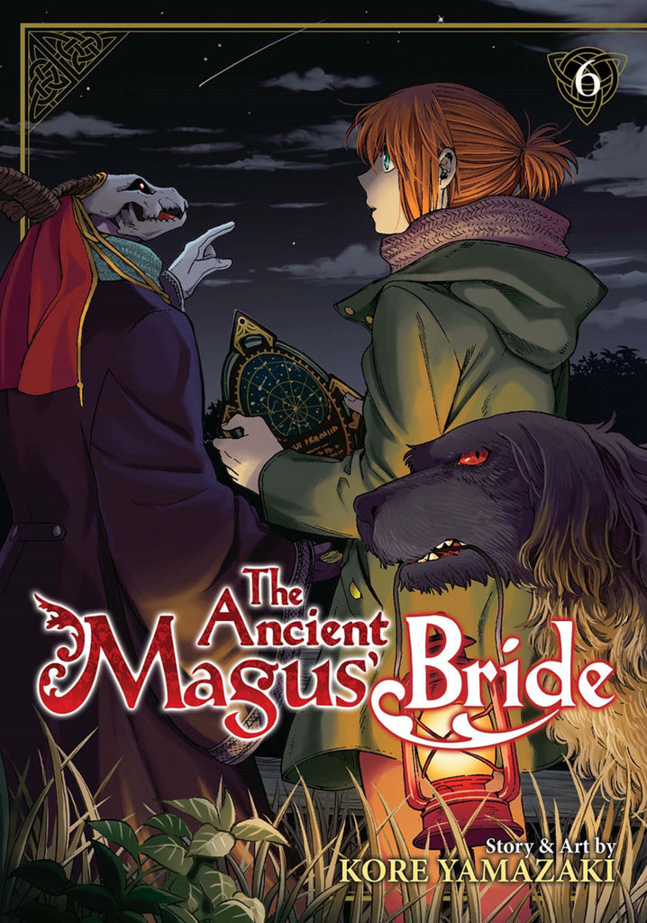 Ancient Magus' Bride Vol. 06 Graphic Novel (2016)