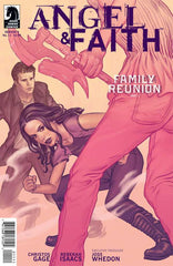 Angel & Faith: Season 9 (2011 series) #11-15 [SET] — Volume 03: Family Reunion (All Regular Covers)