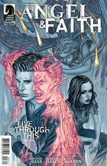Angel & Faith: Season 9 (2011 series) #01-5 [SET] — Volume 01: Live Through This (All Regular Covers)
