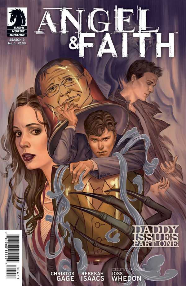Angel & Faith: Season 9 (2011 series) #06-10 [SET] — Volume 02: Daddy Issues (All Regular Covers)