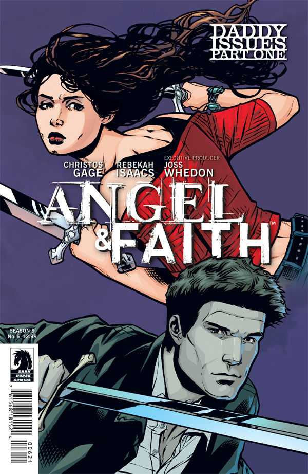Angel & Faith: Season 9 (2011 series) #06-10 [SET] — Volume 02: Daddy Issues (All Variant Covers)