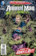 Animal Man (2011 series) #12 (A Multi-Title Crossover) [SET] — Volume 03: Rotworld; The Complete Saga