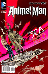 Animal Man (2011 series) #07 (A Multi-Title Crossover) [SET] — Volume 02: Animal vs. Man