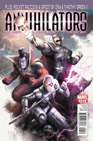 Annihilators (2011 Mini-Series) #4