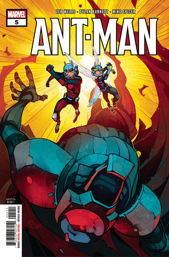 Ant-Man (2019 mini-series) #5 (of 5)