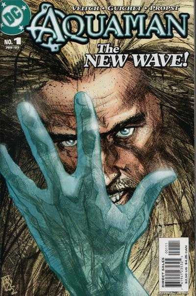 Aquaman (2003 Series) #1