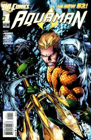 Aquaman (2011 Series) #1