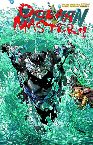 Aquaman (2011 Series) #23.2 Ocean Master (Regular Cover - Paul Pelletier)