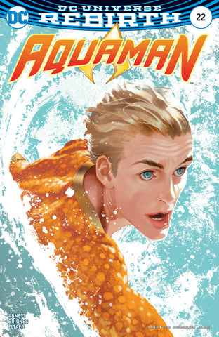 Aquaman (2016 Series) #22 (Variant Cover - Joshua Middleton)