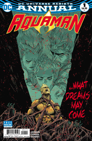 Aquaman (2016 Series) Annual #1