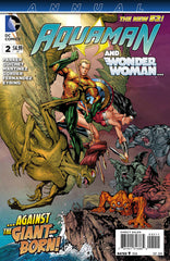 Aquaman (2011 series) #26 (A Multi-Title Crossover) [SET] — Volume 05: The Sea of Storms
