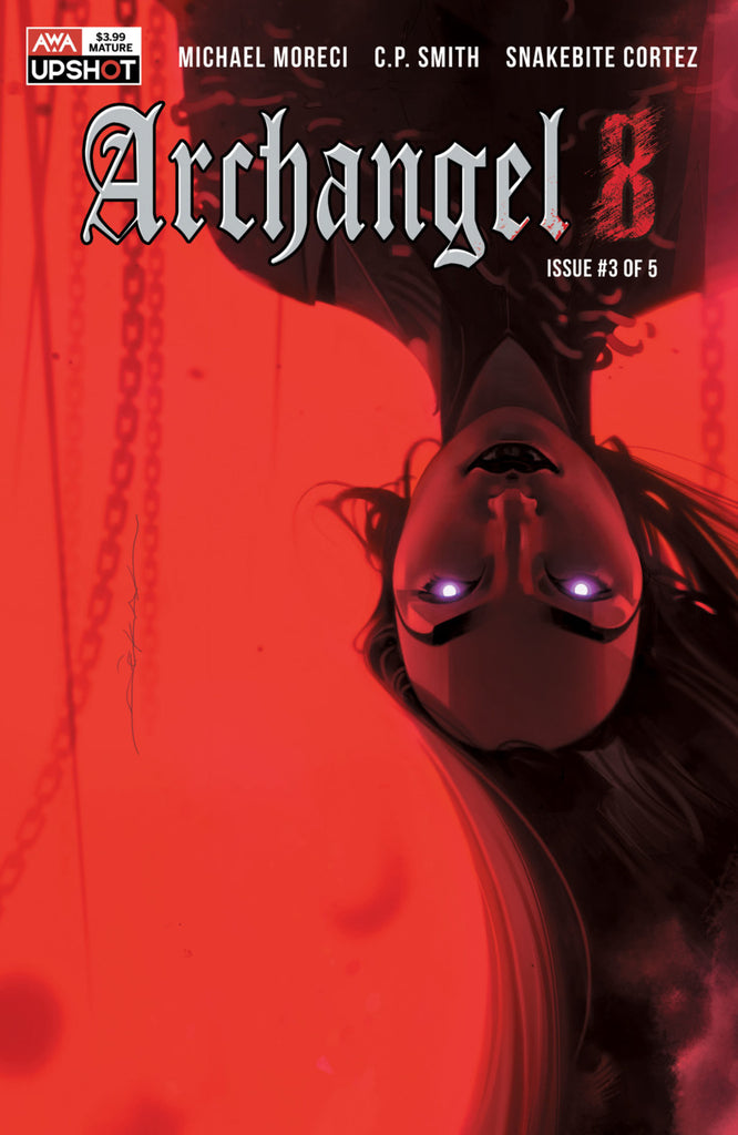 Archangel 8 (2020 mini-series) #3 (of 5)
