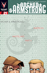 Archer & Armstrong (2012 series) #20 (A Multi-Title Crossover) [SET] — Volume 06: American Wasteland (All Regular Covers)
