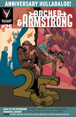 Archer & Armstrong (2012 series) #20 (A Multi-Title Crossover) [SET] — Volume 06: American Wasteland (All Variant Subscription Covers)