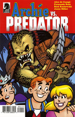 Archie vs. Predator (2015 Mini-Series)