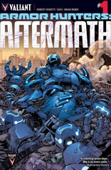 Armor Hunters: Aftermath (2014 One-Shot)