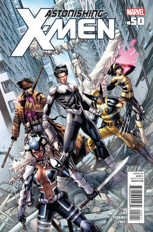 Astonishing X-Men (2004 Series) #50