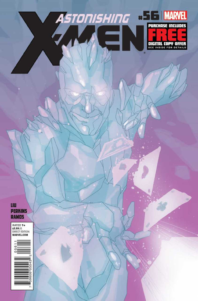 Astonishing X-Men (2004 Series) #56