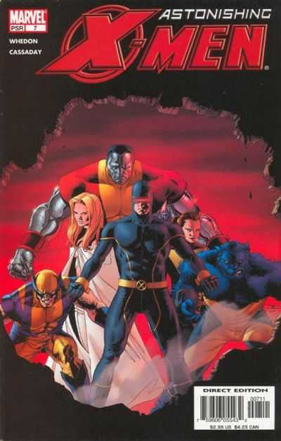 X-Men (2004 series) #07-12 [SET] — Volume 02: Dangerous