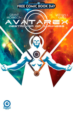 Avatarex; Destroyer of Darkness (2016 Series) #1 (FCBD 2016 Special Preview - Jeevan Kang)