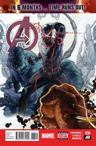 Avengers (2012 Series) #38 (Regular Cover - Simone Bianchi)