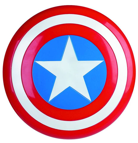"Avengers (Film) – Captain America Shield – Adult 24"" Size"