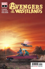 Avengers of the Wastelands (2019 mini-series) #1-5 [SET] — Volume 01: The Reign of Doom (V)