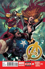 Avengers (2012 series) #12-17 [SET] — Volume 03: The Prelude to Infinity