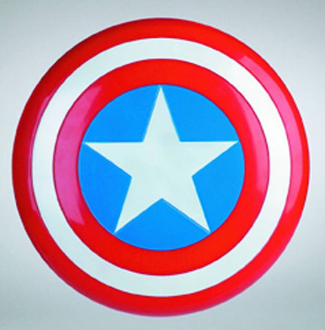 "Avengers (Film) – Captain America Shield - 12"" Child-Size"