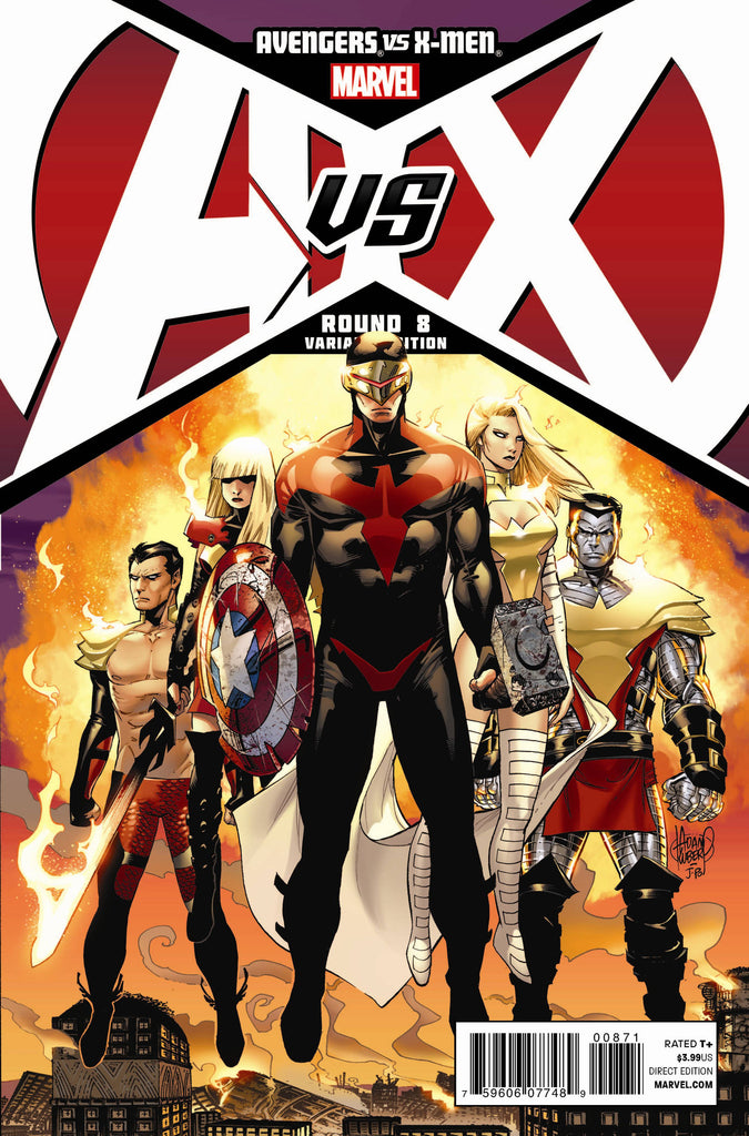 Avengers vs. X-Men (2012 Mini-Series) #8
