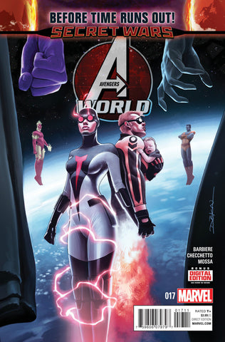 Avengers World (2013 Series) #17