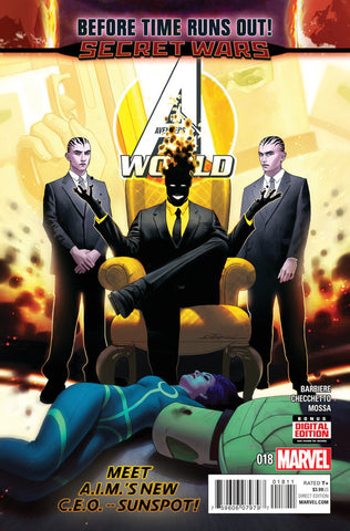 Avengers World (2013 Series) #18