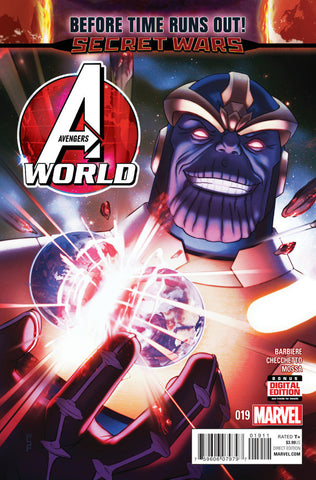 Avengers World (2013 Series) #19