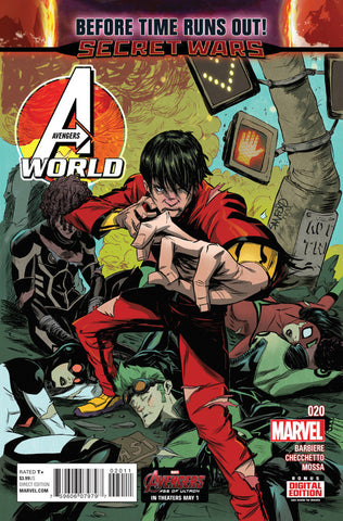 Avengers World (2013 Series) #20