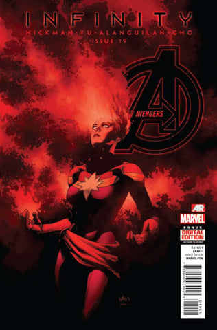 Avengers (2012 Series) #19 (Regular Cover - Leinil Francis Yu)
