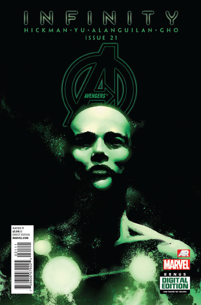 Avengers (2012 Series) #21 (Regular Cover - Leinil Francis Yu)
