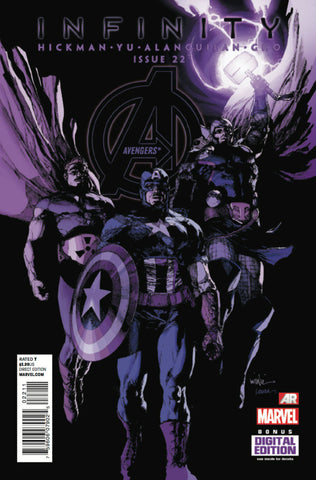 Avengers (2012 Series) #22 (Regular Cover - Leinil francis Yu)