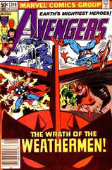 Avengers (1963 series) #206-211 [SET] — The Shadow Lord