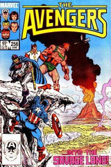 Avengers (1963 series) #255-258 [SET] — Holocaust in the Savage Land!