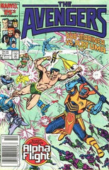 Avengers (1963 series) #270 (A Multi-Title Crossover) [SET] — Assault on Atlantis!