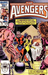 Avengers (1963 series) #271 + 273-278 [SET] — The Siege of The Avengers Mansion