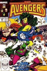 Avengers (1963 series) #296-300 [SET] — The Beginning of the End
