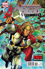 Avengers (2010 series) #31-34 [SET] — Volume 05: End Times