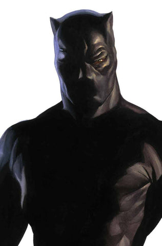 "Avengers (2018 Series) #37 (Variant ""Timeless"" Black Panther Virgin Art Cover - Alex Ross)"