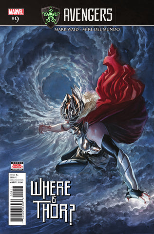 Avengers (2016 series) #09-11 [SET] — Volume 02 (B): The Secret Empire