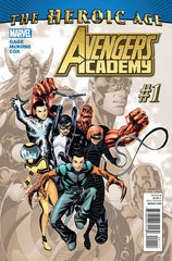Avengers Academy (2010 series) #01 (A Multi-Title Crossover) [SET] — Volume 01: Permanent Record