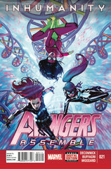 Avengers Assemble (2012 series) #21-25 [SET] — Volume 03 (B): The Forgeries of Jealousy